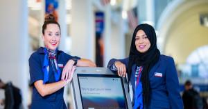 Un factor diferenciador en American Airlines, mayor tecnología para viajes sin contacto