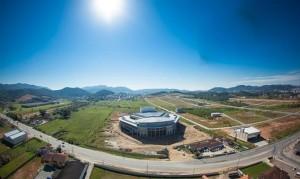 Santa Catarina tendrá uno de los mayores centros de eventos