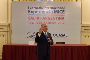 """II Jornada Internacional """"Experiencia MICE"""" en Paraguay"""