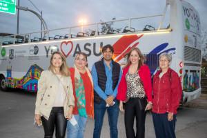 Asatur celebró su 62 aniversario