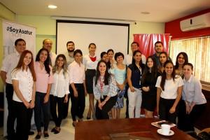 Avianca en charla de capacitación en Asatur