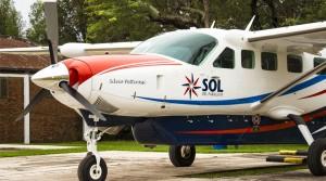Sol del Paraguay suma  ruta a Ciudad del Este