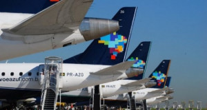 Azul operará más de 200 vuelos adicionales a Foz