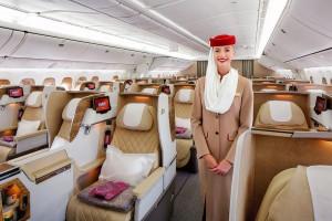 Emirates invierte millonaria suma en la renovación de su clase Business