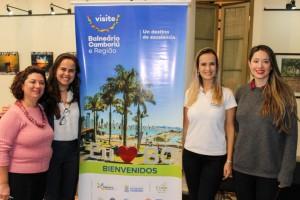 Camboriú y la región se unen para atraer más turistas
