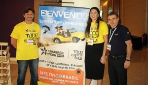 Brasil promociona destinos turísticos en Asunción