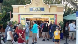Brasil tendrá un pabellón en el parque temático Epcot