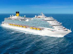 Costa Cruceros comenzara a navegar en mayo y anuncia promociones para Sudamérica