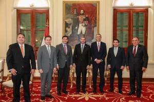 Presidente de Copa evalúa conexión con Ciudad del Este