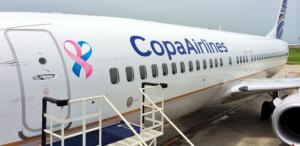 Copa Airlines lanza campaña de lucha contra el cáncer