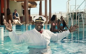 Shaquille O'Neal es imagen de Carnival Cruises