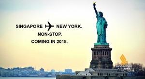 Singapore Airlines operará el vuelo más largo del mundo