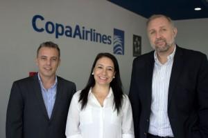 Rosa González asume gerencia de Ventas de Copa Airlines en Paraguay