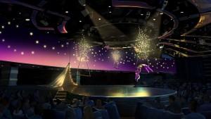 MSC anuncia nuevos espectáculos del Cirque du Soleil