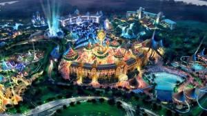 Cirque du Soleil abrirá su primer parque temático en 2020