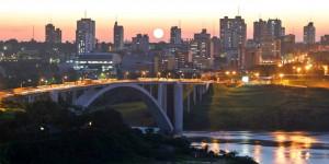 Itaipú impulsa nuevo puente entre Brasil y Paraguay con fuertes inversiones