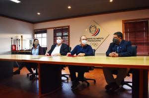 Europ Assistance y el Comité Olímpico Paraguayo establecen alianza