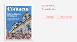 Salvador, Bahia en destaque en nueva edición de Contacto Turístico