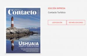 La última edición de Contacto Turístico destaca a Ushuaia