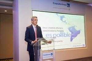 Copa Airlines presenta novedades para este año