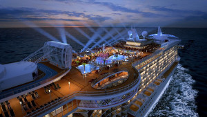 Sudamérica se fortalece dentro de la industria de cruceros