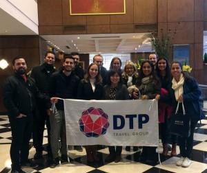 Agentes viven la experiencia de la Serie Buenos Aires