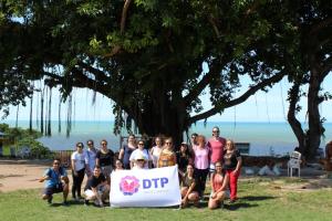 DTP promociona los encantos de Porto Seguro