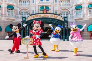 Disneyland Paris empieza las celebraciones por su 30º aniversario