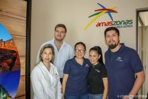 Disipan dudas sobre transición y migración de Amaszonas