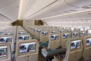 Emirates vende asientos adyacentes
