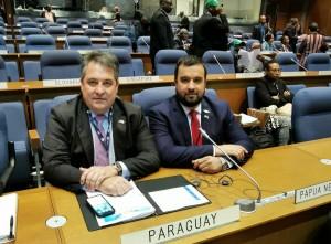 Paraguay ingresa al selecto grupo de miembros del Consejo de la OACI