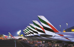 Emirates posterga retorno de vuelos al Brasil para el mes de junio