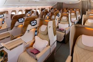 Emirates ofrece prueba gratuita de COVID-19 para brasileños