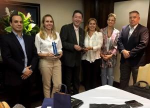 Empresarios turísticos del Chaco Argentino visitan a colegas locales