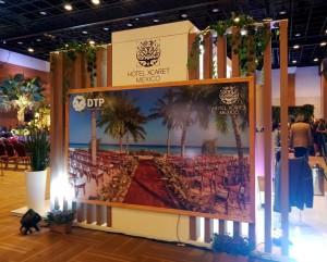 Bodas Xcaret con DTP en Expo Novias 2019