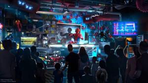 Disney California tendrá una atracción de Spider-Man