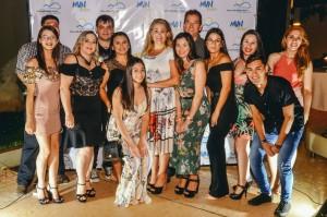 Mavani celebra exitoso 2018 en Ciudad del Este