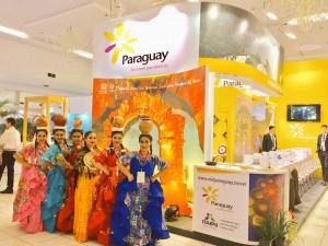 Promocionan potencial turístico paraguayo en festival brasileño