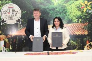 Senatur y el MAG establecen acuerdo de cooperación en el ámbito de Turismo Rural Comunitario