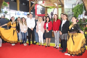 Paraguay exhibió sus atractivos en la FIT 2019