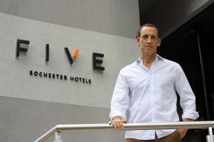 Five Rochester abrió sus puertas en Asunción
