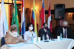 Ministra de Turismo compartió acto de fundación de nuevo gremio turístico, APOAT