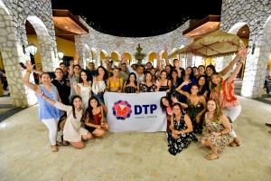 Mega Fam de DTP a Costa Mujeres