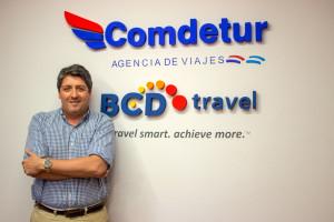 Guillermo Isasi, nuevo gerente general de Comdetur