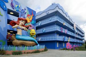 Hoteles de Walt Disney World con importantes descuentos