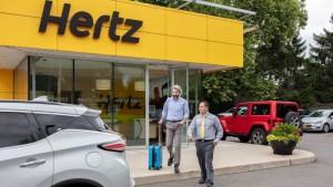 Amadeus y Hertz rubrican un acuerdo estratégico