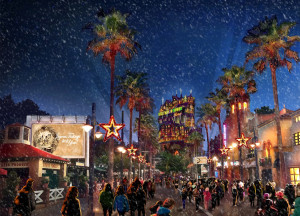 Disney World se prepara para la temporada navideña