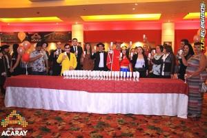 Hotel Casino Acaray celebró sus 9 años