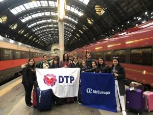 DTP revive la historia de antiguas ciudades italianas en viaje de familiarización