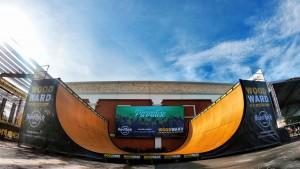 Inauguran oficialmente  Camp Woodward Riviera Maya
